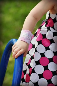 Food Allergy Resources:  Keep Me Safe Cuff