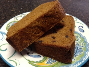 Best Ever Pumpkin Bread