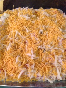 Chili Rice Casserole
