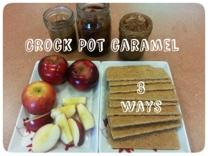 crock pot caramel 3 wa