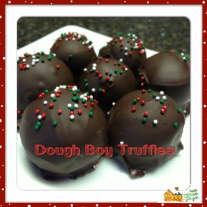 Dough Boy Truffles