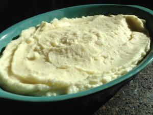 Mashed Party Potatoes
