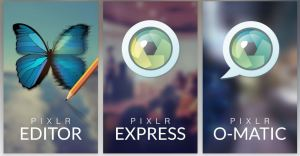 pixlr options