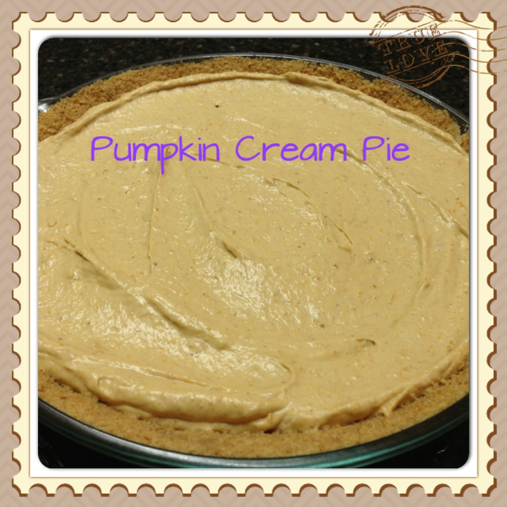 Pumpkin Cream Pie Recipe — Dishmaps