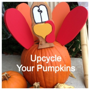 Upcycled Pumpkins