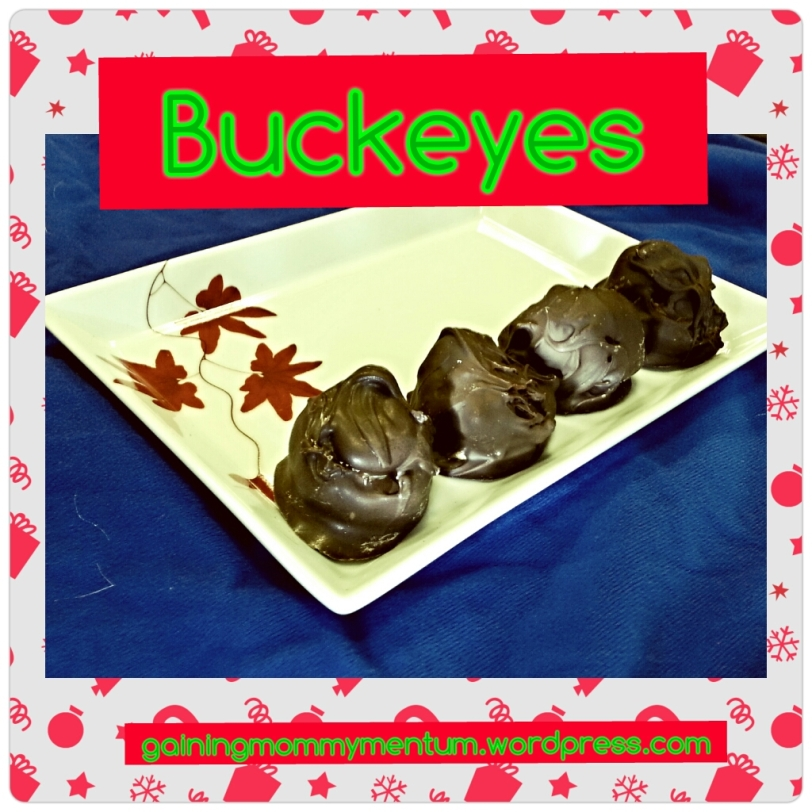 Mandy's Buckeyes