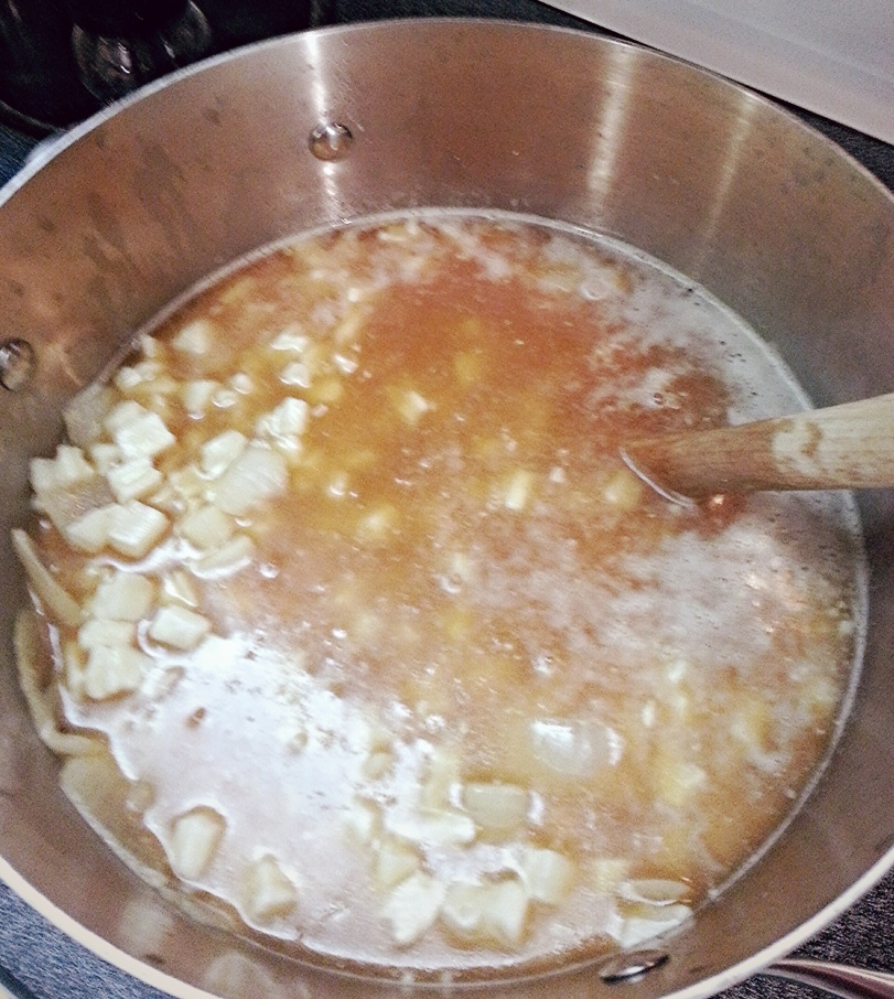 EZ Potato Soup