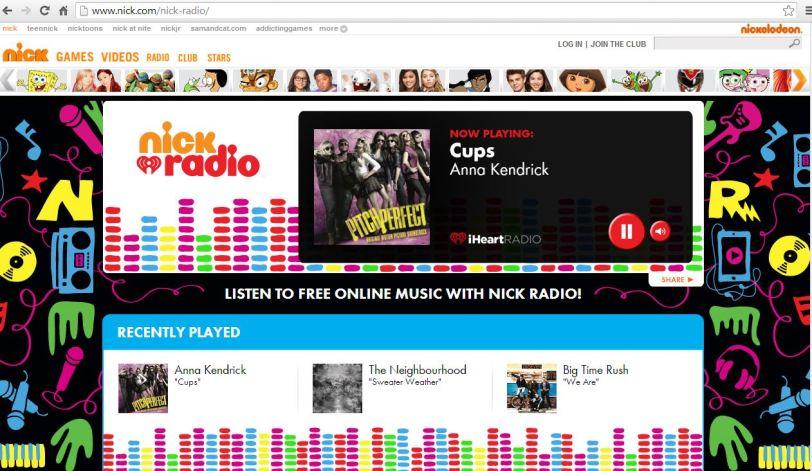 nick radio