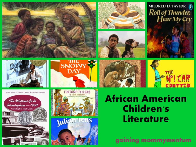 aa kids' literature