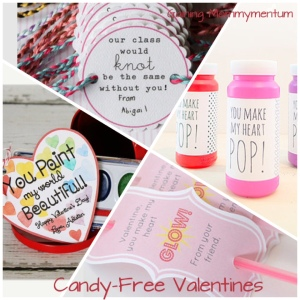 Candy-Free Valentine Ideas