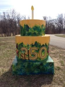 Centennial Greenway Katy Trail STL250