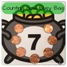 Counting Gold Busy Bag