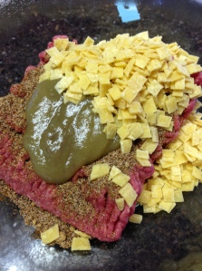 Top 8 Allergen Free Mexi Meatloaf