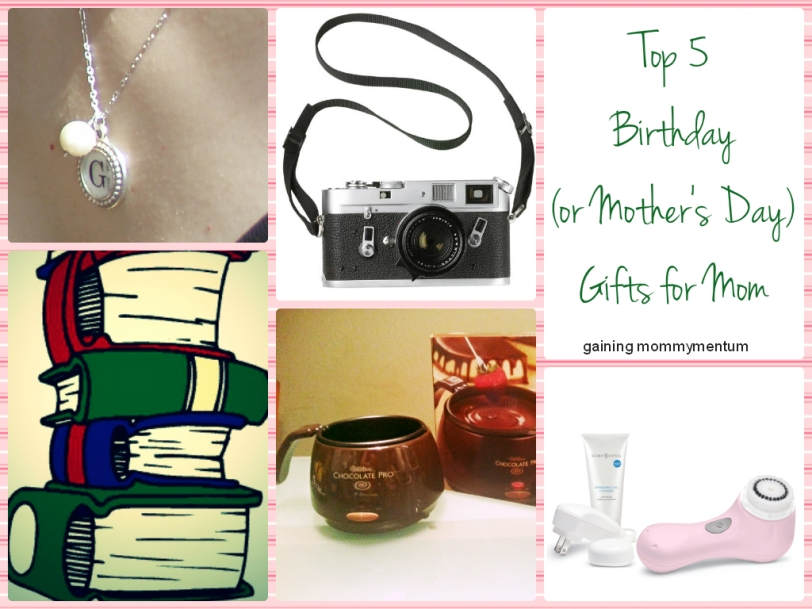 Top 5 Birthday Gifts