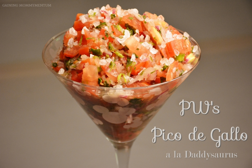 featured image pico de gallo