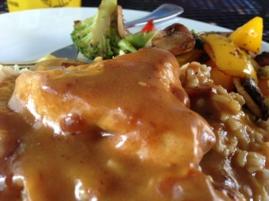 Gluten Free Allergy Friendly Chicken with Orange Sauce