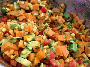 Sweet Potato Salad12