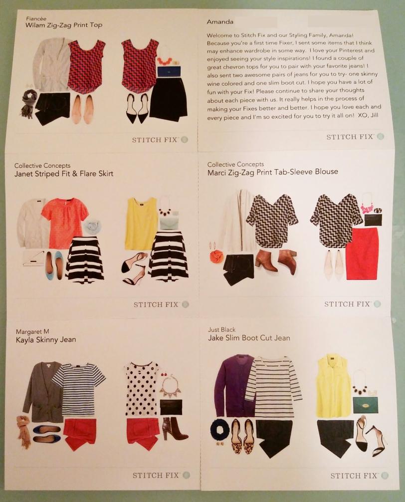 stitch fix styling cards