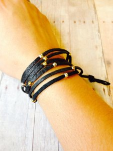 Mixed metal and leather wrap bracelet https://www.etsy.com/listing/201136036/leather-wrap-bracelet-with-mixed-metal?ref=shop_home_active_12